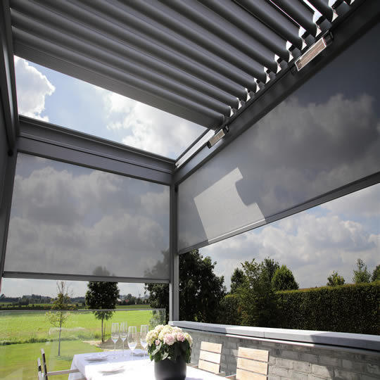 pergola lame retractable auxerre